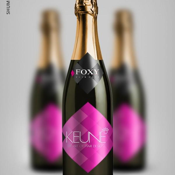 KEUNE / sparkling wine